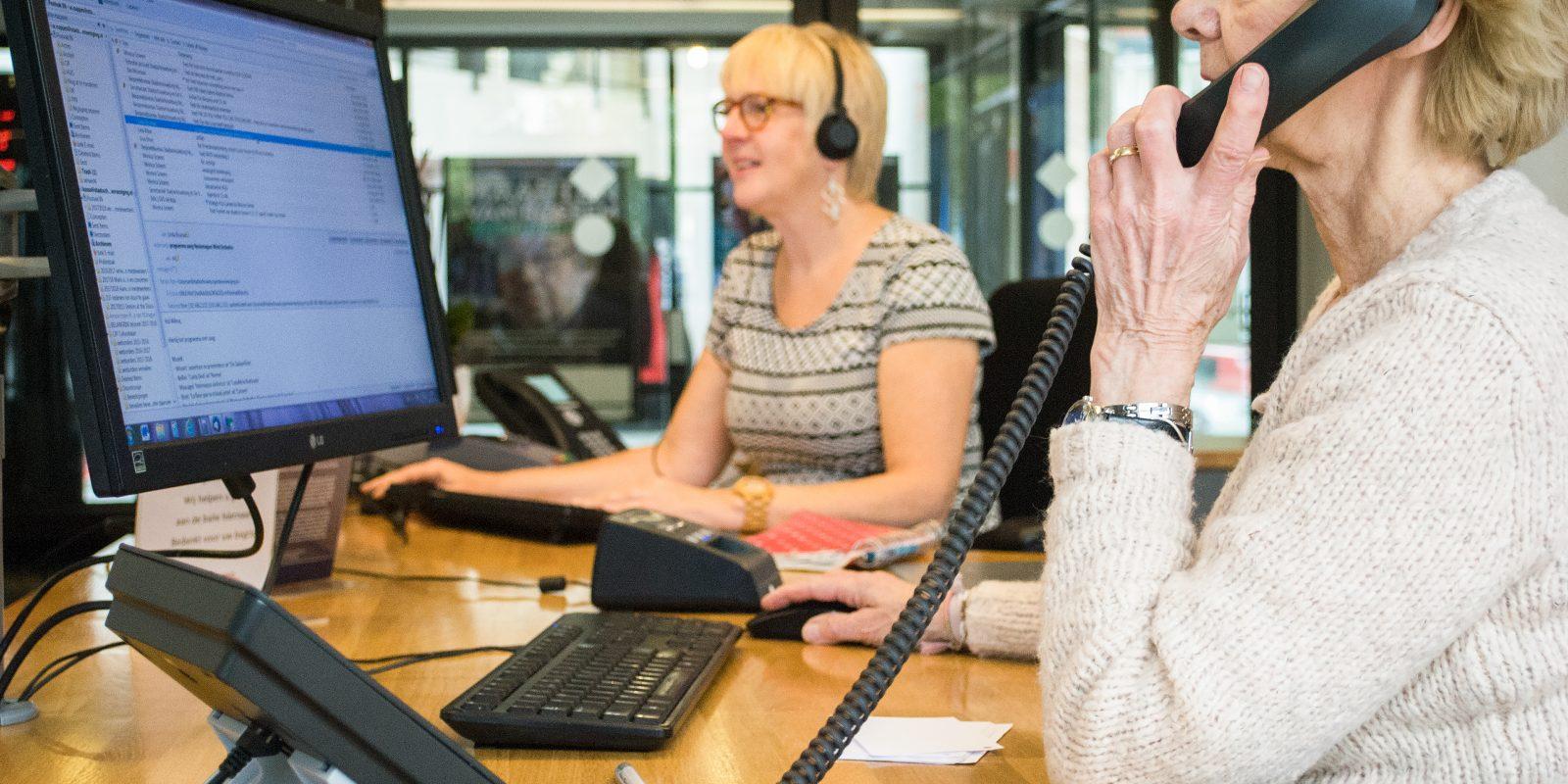 Telefonie en bereikbaarheid voor schouwburg Nijmegen