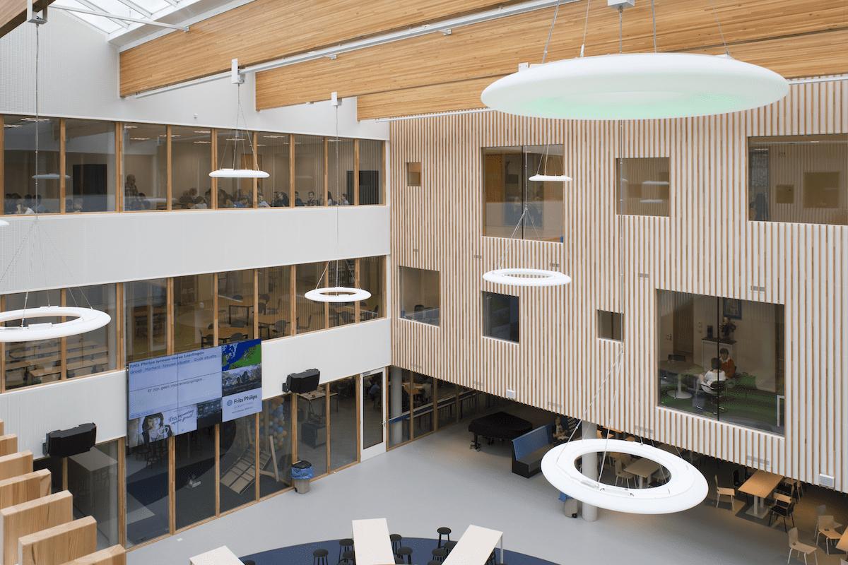 Inrichting ICT-infrastructuur van Frits Philips lyceum-mavo