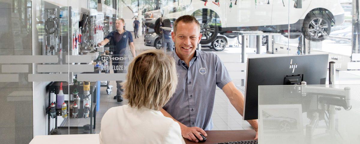 Een efficiënter verkoopproces bij Hooftman Volvo dankzij workflows in SharePoint